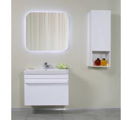 Arthema Revo Set Promo mobilier de baie 1 sertar si lavoar 60 cm, alb lucios
