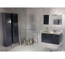 Arthema Vanity Line Set mobilier 96x50xH54 cm, antracit