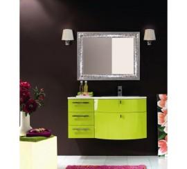Arthema Vanity Twist Set mobilier 106x50xH54 cm, verde deschis