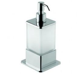 Bemeta Plaza Dispenser sapun lichid, suport patrat