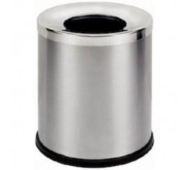 Bemeta Hotel Equipment Cos de gunoi fara capac 7,5 litri, crom mat
