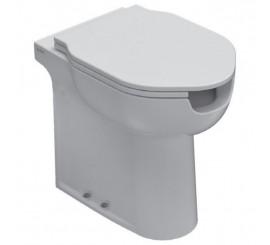 Globo Ausilia Vas WC dizabilitati cu montaj pe pardoseala, 37x56 cm