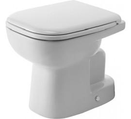 Duravit D-CODE Vas WC pentru rezervor la semiinaltime scurgere verticala 35x53 cm