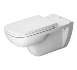 Duravit D-Code Vas WC suspendat dizabilitati 36x70 cm