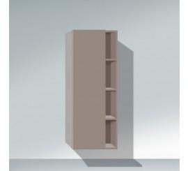 Duravit Durastyle Dulap deschidere stanga, 500x36xH140 cm, basalt matt