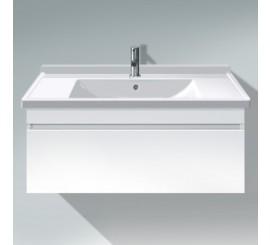 Duravit Durastyle Vanity Baza lavoar suspendata 100x45xH40 cm, white matt