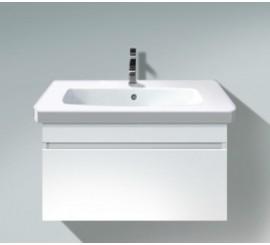 Duravit Durastyle Vanity Baza lavoar suspendata 73x45xH40 cm, white matt