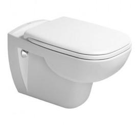 Duravit D-Code Rimless Vas WC suspendat 36x55 cm