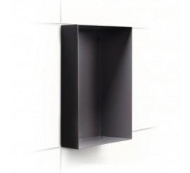 Easy Drain ESS Container Box 10C Nisa perete 15x10xH30 cm, negru