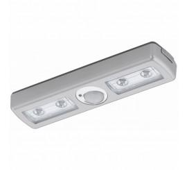 Eglo Baliola Lampa de mobilier 1x4LED, gri