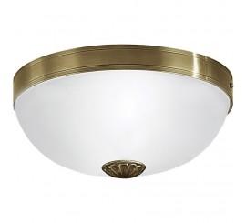 Eglo Imperial Plafoniera 2x60W, alb/bronz