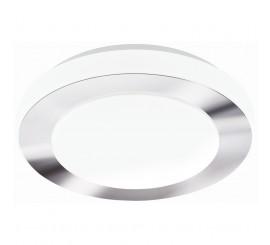 Eglo LED Carpi Plafoniera 1x11W, alb/crom