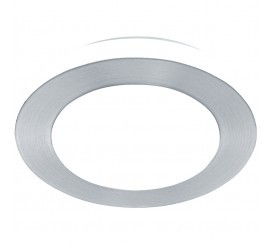 Eglo LED Carpi Plafoniera 1x11W, alb/crom mat