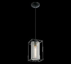 Eglo Loncino Pendul 1x60W, negru