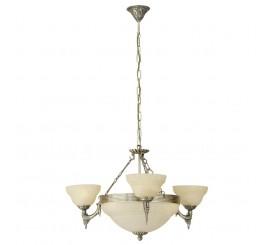 Eglo Marbella Lustra 6x60W, bej/bronz
