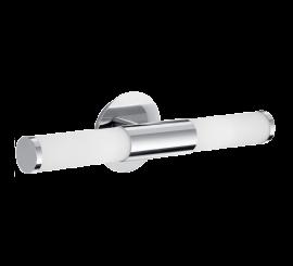 Eglo Palmera Aplica 2x40W, alb/crom
