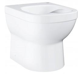 Grohe Euro Ceramic Vas WC Rimless pe pardoseala, tratament PureGuard, 37x48 cm