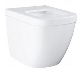 Grohe Euro Ceramic Vas WC rimless lipit de perete, 37x54 cm