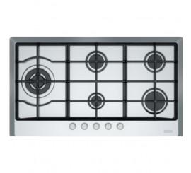 Franke Multi Cooking Plita cu gaz FHM 905 4G LTC XS C, 88x51 cm, crom
