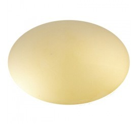 Geberit Capac sifon cadita dus Ø60 mm, auriu