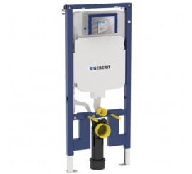 Geberit Duofix Sigma Rezervor 8 cm incastrat, pentru rezervor WC suspendat, H114 cm
