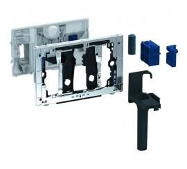 Geberit Duofresh Stick Modul cartuse odorizante pentru rezervor Sigma 12 cm, crom lucios