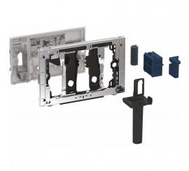 Geberit Duofresh Stick Modul cartuse odorizante pentru rezervor Sigma 8 cm, crom lucios