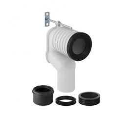 Geberit Monolith Sistem de scurgere unghiular pentru vas WC montat pe pardoseala