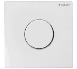 Geberit Sigma01 Clapeta de actionare pisoar electronica cu senzor, 220 V
