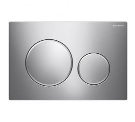 Geberit Sigma20 Clapeta de actionare dual-flush pentru rezervor incastrat, crom