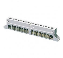 Gewiss Bara nul si impamantare pentru tablou electric cu 8 module