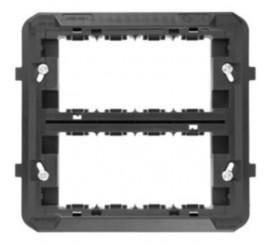 Gewiss Cadru suport pentru sistem de rame, 8 module
