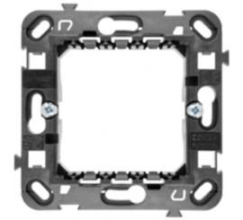 Gewiss Chorus Cadru suport cu gheare pentru sistem de rame, 2 module