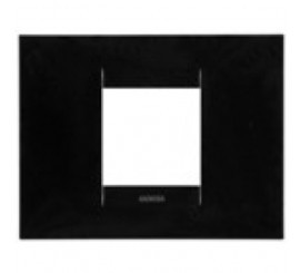 Gewiss Chorus Geo Rama decorativa pentru 2 module, negru