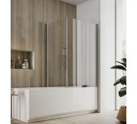 Glass Soho MZ/MP Paravan cada cu 1 usa batanta 70x70 cm