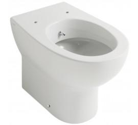 Globo 4All Vas WC cu functie de bideu, pe pardoseala 36x54 cm