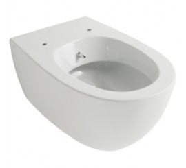 Globo 4All Vas WC suspendat cu functie de bideu, 36x54 cm