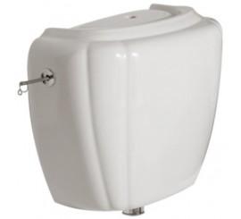 Globo Paestum Rezervor WC la inaltime, cu capac