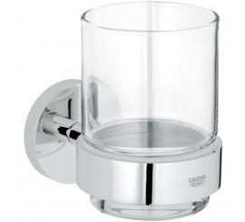 Grohe Essentials Pahar sticla cu suport