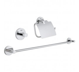 Grohe Essentials Guest Set de accesorii 3 in 1
