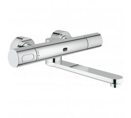 Grohe Eurosmart Cosmopolitan E Baterie lavoar cu infrarosu termostatata, proiectie 29 cm