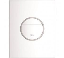 Grohe Nova Cosmopolitan Placa de actionare WC, alb