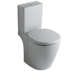 Ideal Standard Connect Vas WC complet echipat cu capac, 36x66 cm