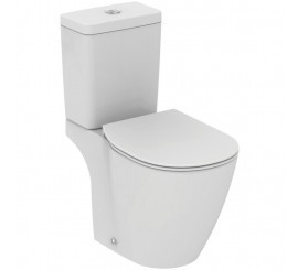 Ideal Standard Connect Vas WC monobloc, scurgere orizontala 36x66 cm