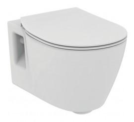 Ideal Standard Connect Vas WC suspendat 36x54 cm, cu oglinda si evacuare orizontala