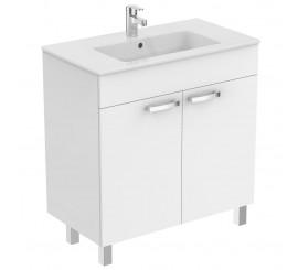 Ideal Standard Tempo Baza lavoar 80x44xH84 cm, alb lucios