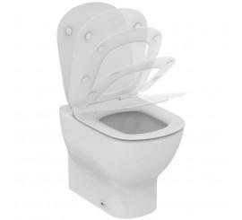 Ideal Standard Tesi AquaBlade Vas WC pe pardoseala, lipit de perete