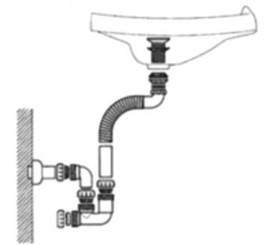 Ideal Standard Sifon lavoar