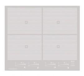 Kuppersbusch Profession+ KI 6800.0 GR Plita cu inductie 60x52 cm, gri