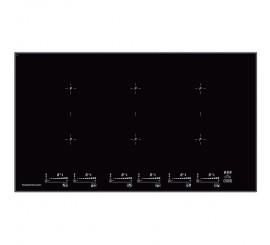 Kuppersbusch Profession+ KI 9810.0 SF Plita inductie cu muchie fatetata 90x52 cm, negru